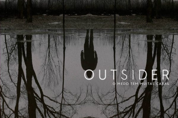 The Outsider HBO Series Cover