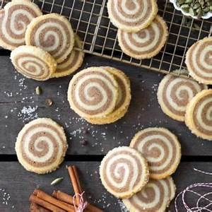 Pin Wheel Biscuits