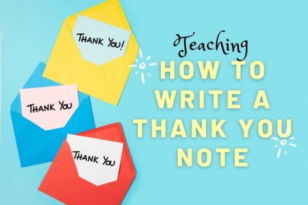 cover image of thank you note slides