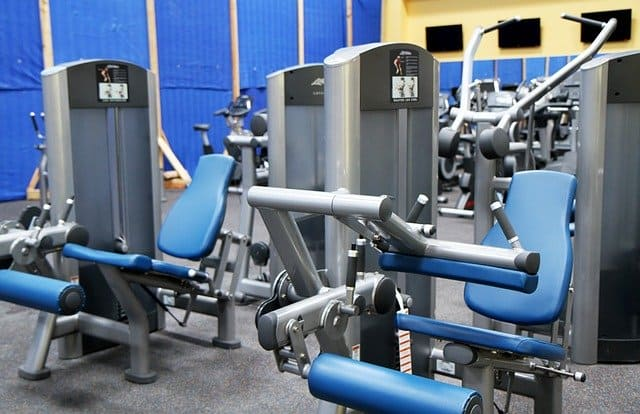 business is booming for fitness equipment manufactures