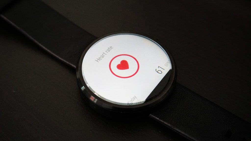 Smartwatch for health monitoring