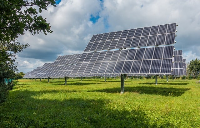 Solar Panels-technology can help help the environment