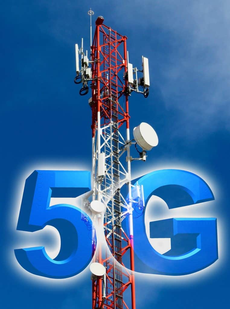 5G Mobile Site in Top 10 Technology