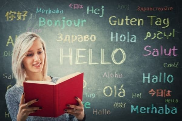 greetings in multiple languages